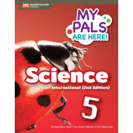 MPH Science Textbook 5 International (2nd Edition)