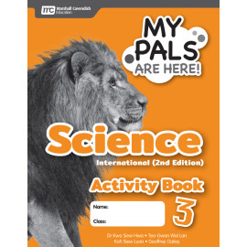 MPH Science Activity Book 3 International (2nd Edition)