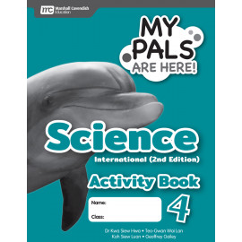 MPH Science Activity Book 4 International (2nd Edition)