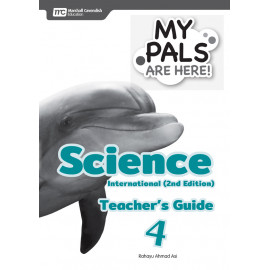 MPH Science Teacher's Guide 4 International (2nd Edition)