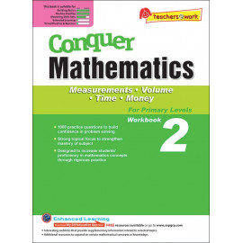 Conquer Mathematics (Measurements. Volume. Time. Money) Book 2