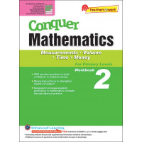 Conquer Mathematics (The 4 Operations and Fractions) Book 2