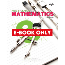 New Syllabus Mathematics Textbook 2 (7th Edition)