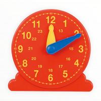 24 Hour Student Clock (Single)
