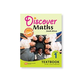 Discover Maths Textbook Grade 1