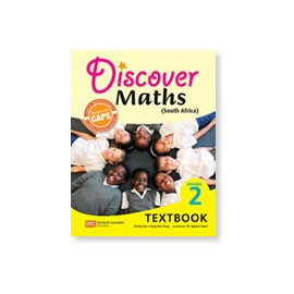 Discover Maths Textbook Grade 2