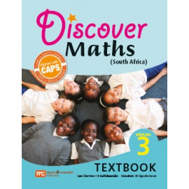Discover Maths Textbook Grade 3