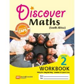 Discover Maths (SA) Workbook Grade 2