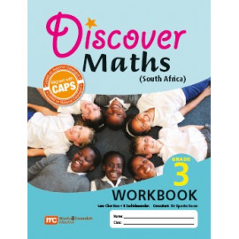 Discover Maths Workbook Grade 3
