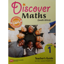 Discover Maths (SA) Teachers Guide Grade 1