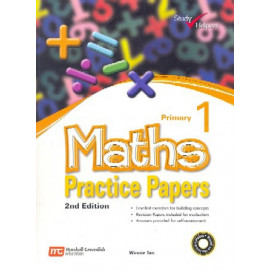 Maths Practice Papers Primary 1