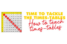 Time to tackle the Times-Tables